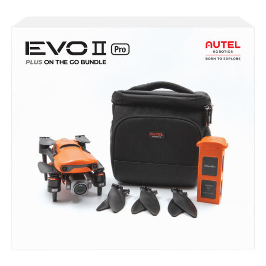 Autel Robotics™ EVO 2 PRO 6K Drone Plus On-the-Go Bundle