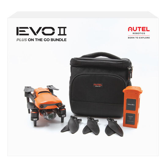 Autel Robotics™ EVO 2 8K Drone On The Go Bundle