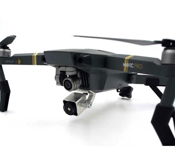 DJI™ Mavic Ready to Fly Thermal Solution - 4K Video & FLIR 320x256 Resolution Thermal Video Simultaneously