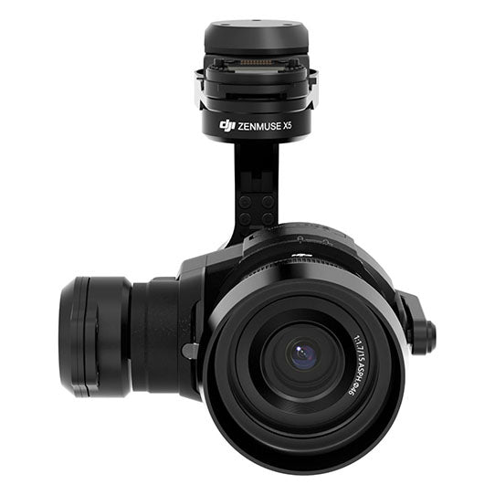 DJI Zenmuse X5 Camera and 3-Axis Gimbal with 15mm f/1.7 Lens (DJI-Certified Refurbished w/ Warranty)