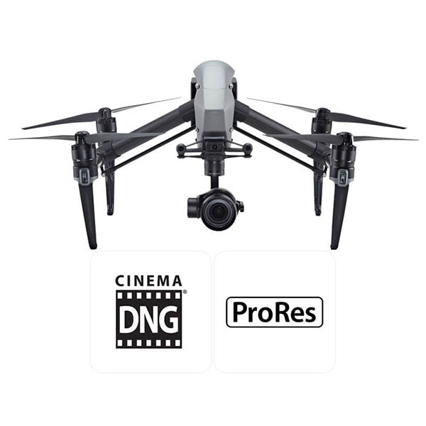 DJI™ Inspire 2 Advanced Combo with Zenmuse X5S Gimbal & MFT 15mm/1.7 ASPH Lens
