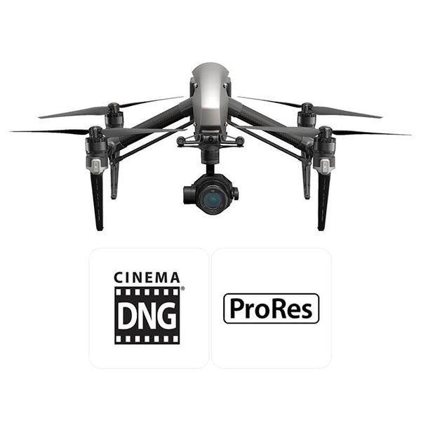 DJI™ Inspire 2 Advanced Combo with Zenmuse X7 Gimbal & 16mm/2.8 ASPH ND Lens