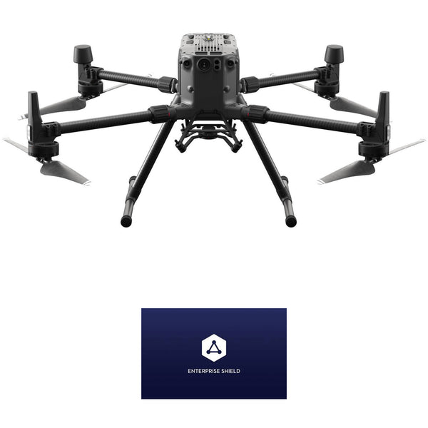 DJI™ Matrice 300 Commercial Quadcopter w/ RTK & Enterprise Shield Plus