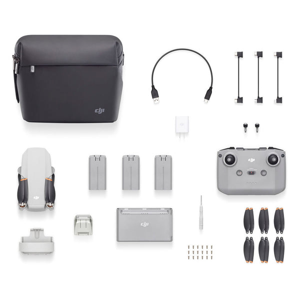 DJI™ Mini 2 Fly More Combo
