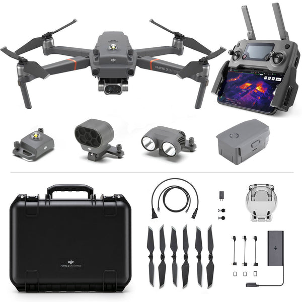 DJI™ Mavic 2 Enterprise Dual Camera Drone with Enterprise Shield Basic Protection