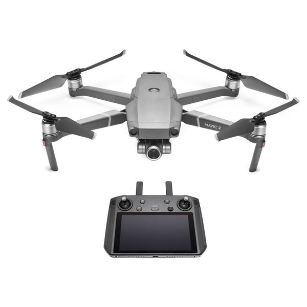 DJI™ Mavic 2 Zoom with DJI Smart Controller
