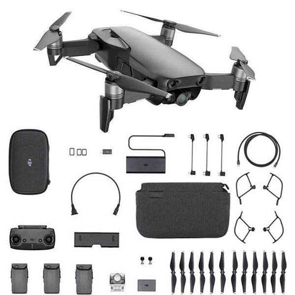 DJI™ Mavic Air Fly More Combo - Onyx Black