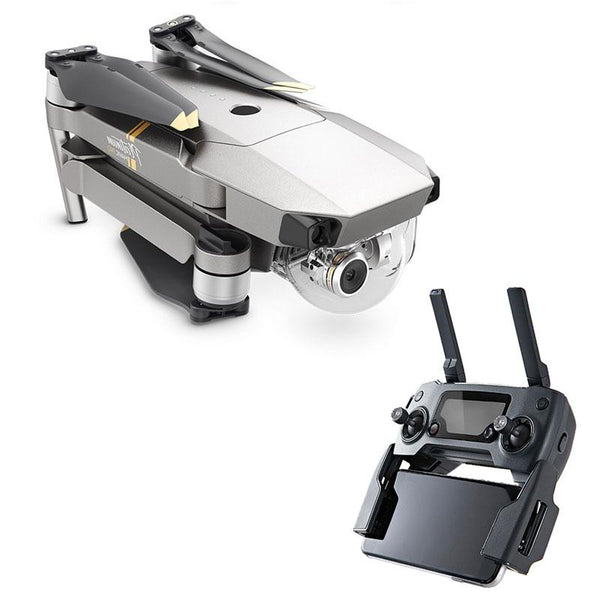 DJI™ Mavic Pro Platinum (DJI-Certified Refurbished w/ Warranty)