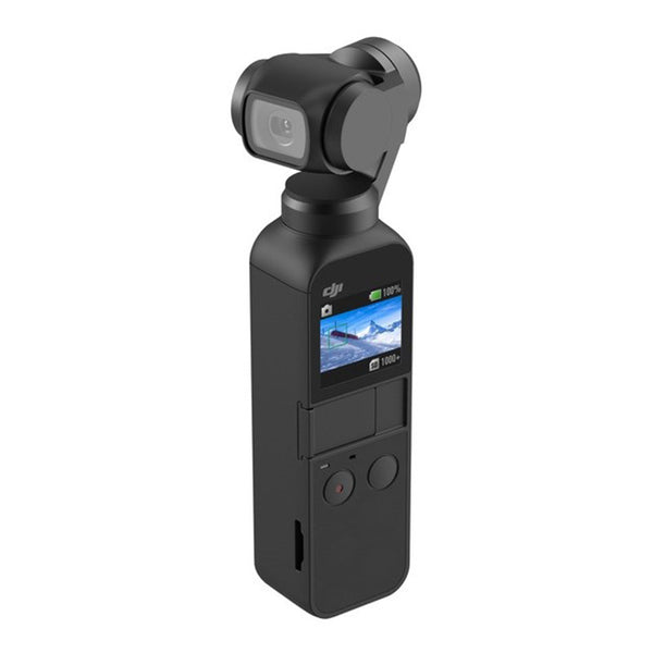 DJI Osmo Pocket Gimbal - 4K / 60FPS Handheld 3-Axis Camera