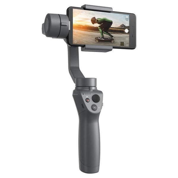 DJI™ Osmo Mobile 2 Handheld Smartphone Gimbal (DJI-Certified Refurbished w/ Warranty)