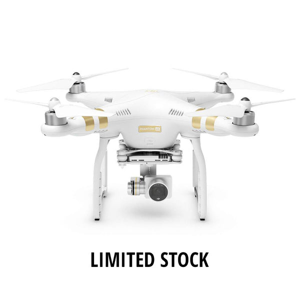 DJI™ Phantom 3 SE 4K Quadcopter (DJI-Certified Refurbished w/ Warranty)