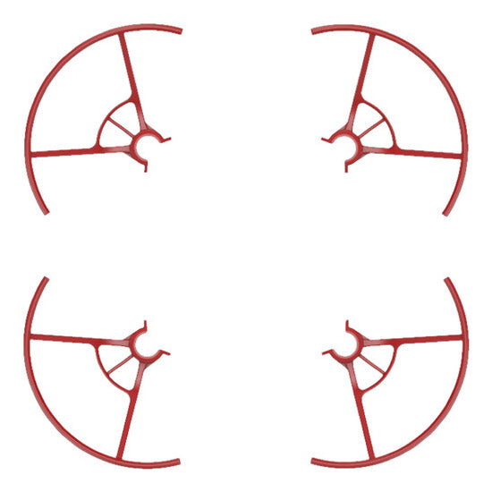 DJI™ Propeller Guards for Tello Quadcopter (Iron Man Edition, Set of 4)