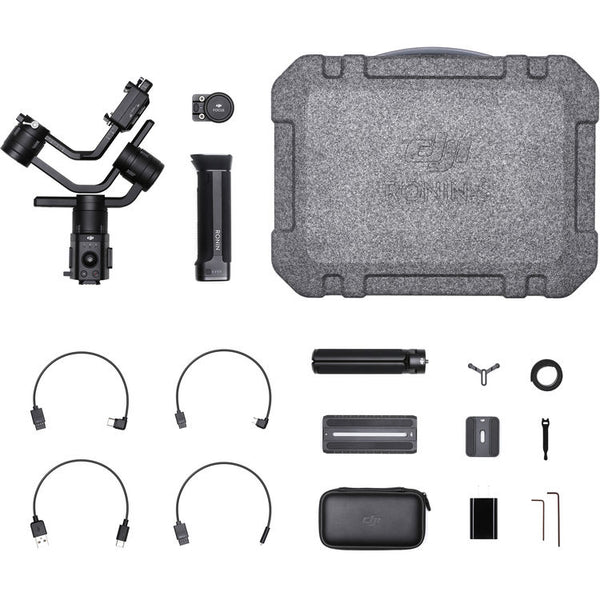 DJI™ Ronin-S (DJI-Certified Refurbished w/ Warranty)