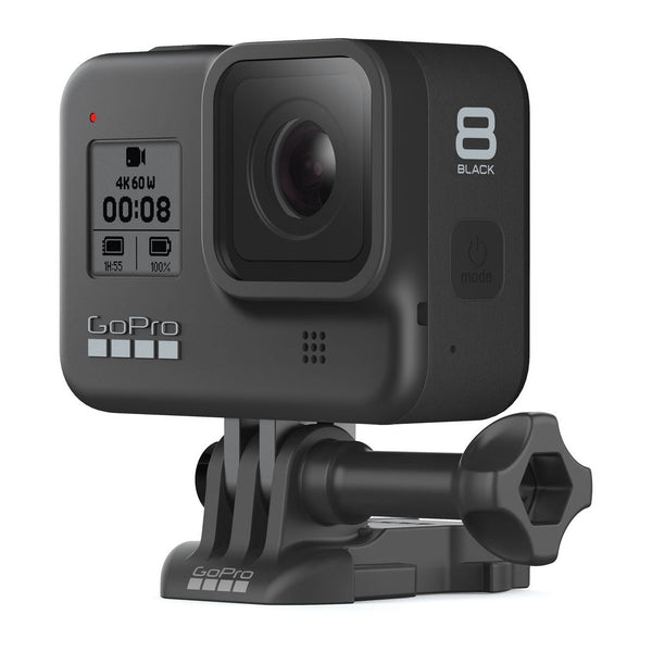 GoPro™ HERO8 Black 4K Waterproof Action Camera
