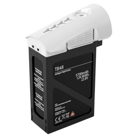 DJI™ Inspire 1 TB48 Battery (5700mAh) - White