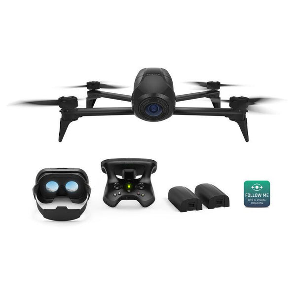 Parrot Bebop 2 Power Edition w/ Remote and FPV Goggles