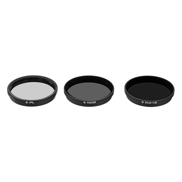 PolarPro DJI Inspire 1 X3 or DJI Osmo Filters (3-Pack)