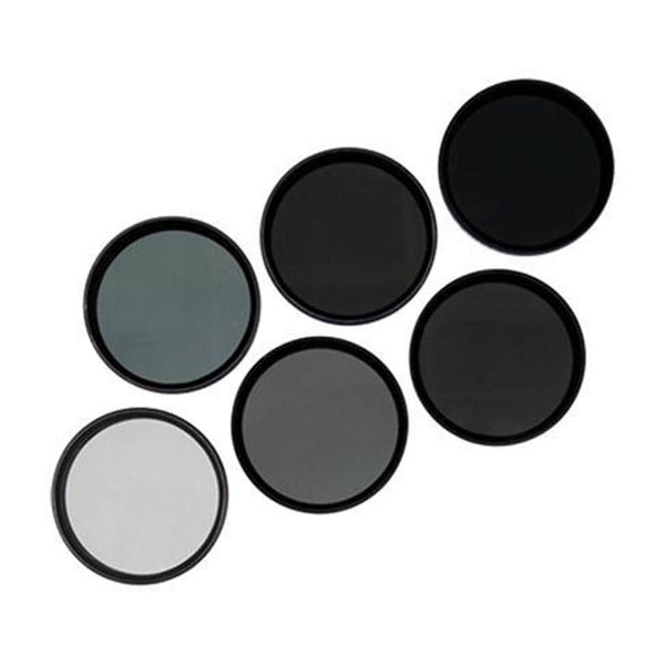 PolarPro DJI Inspire 1 X3 or DJI Osmo Filters (6-Pack)