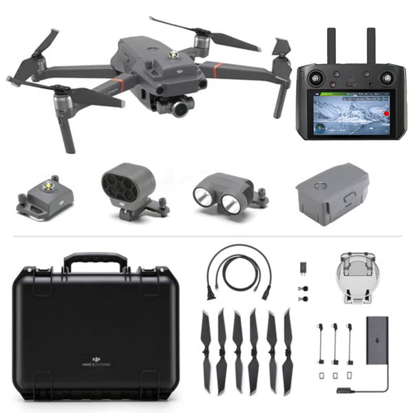 DJI™ Mavic 2 Enterprise Zoom with Smart Controller