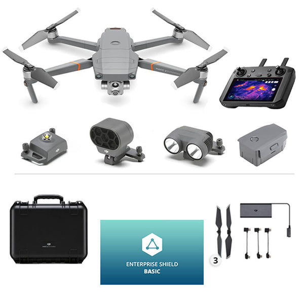 DJI Mavic 2 Enterprise Advanced with Enterprise Shield Basic Protection
