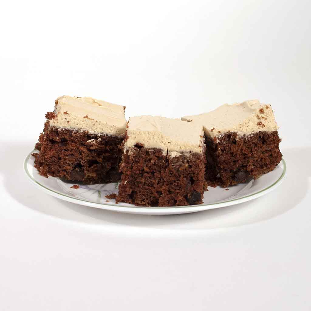 Recipe - Marilyn's Chocolate Zucchini Cake