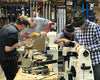 Bowl turning class at Rockler's South Portland store