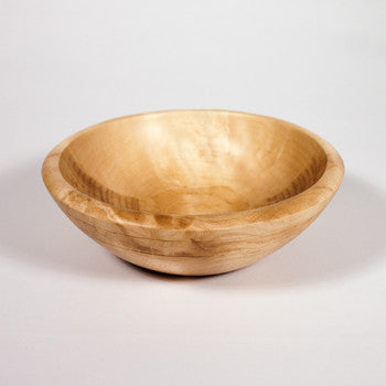 Small Birch Burl Wooden Bowl
