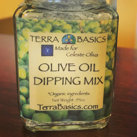 Olive Oil Herbal Dipping Mix