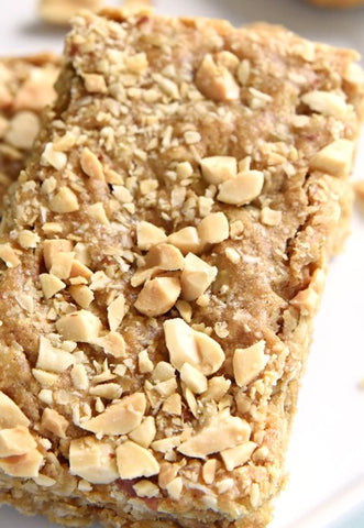 Peanut Butter - Oatmeal Bars