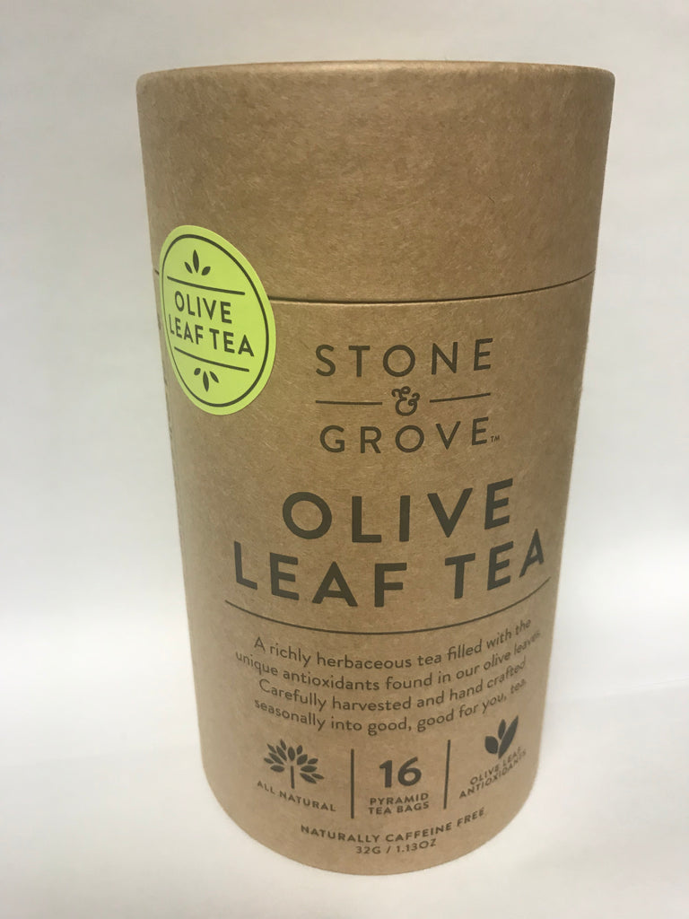 Olive Leaf Tea  (STONE & GROVE)
