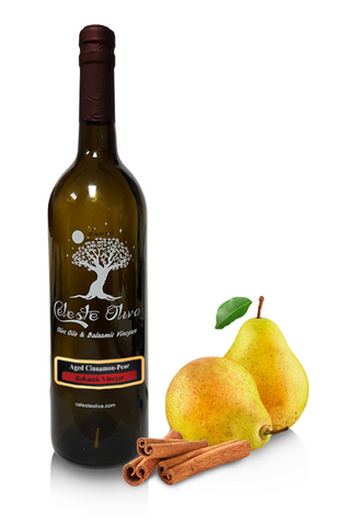 Aged Cinnamon-Pear Balsamic Vinegar