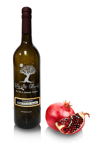 Pomegranate-Quince White Balsamic