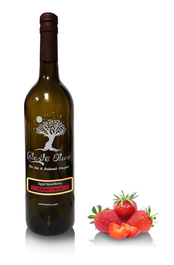 Aged Strawberry Balsamic Vinegar