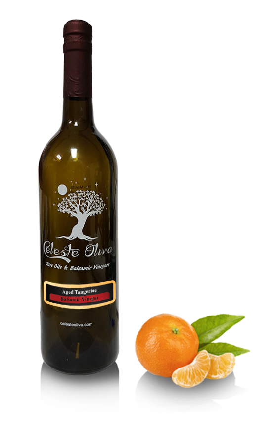 Aged Tangerine Dark Balsamic Vinegar