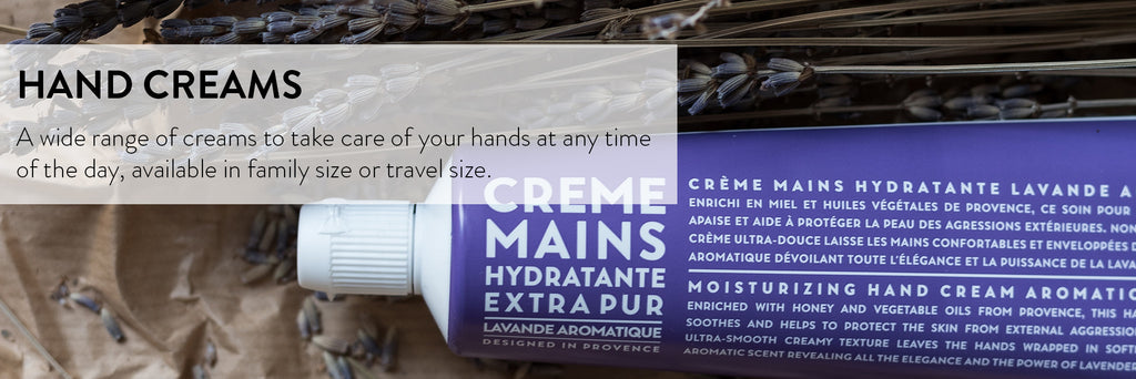 Hand Creams 5 oz Tubes & Tins