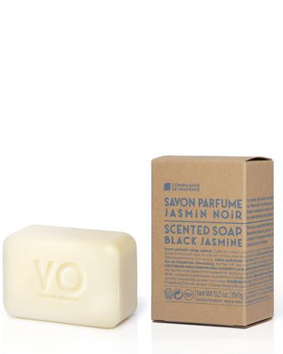 Triple Milled Bar Soap 5.3 oz - Black Jasmine