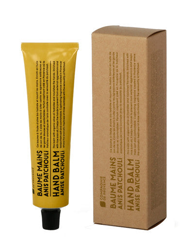 Hand Balm 2.5 oz Tube - Anise Patchouli