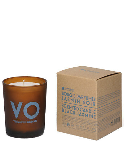 Scented Candle 6.7 oz - Black Jasmine