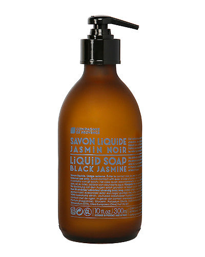Liquid Marseille Soap 10 oz - Black Jasmine
