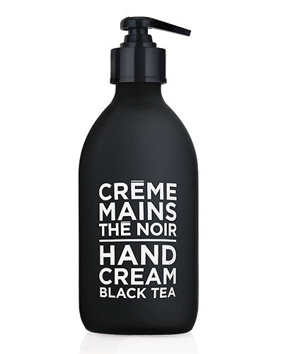 Hand Cream 10 oz - Black Tea