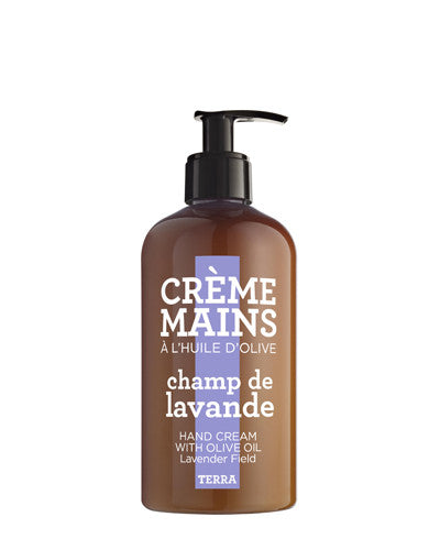 Hand Cream 10 oz - Lavender Field