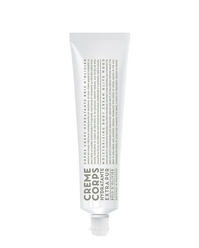 Body Cream 3.4 oz Tube - Olive Wood