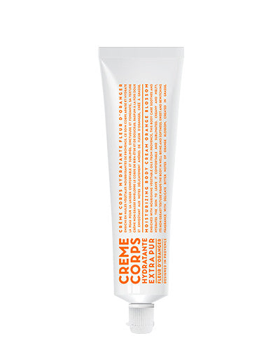 Body Cream 3.4 oz Tube - Orange Blossom