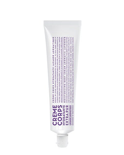 Body Cream 3.4 oz Tube - Aromatic Lavender