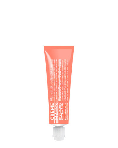 Travel Hand Cream 1 oz Tube - Pink Grapefruit