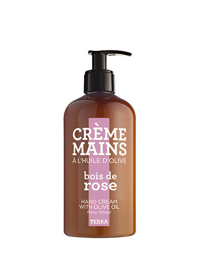 Hand Cream 10 oz - Rosewood