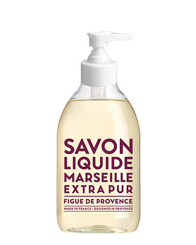 Liquid Marseille Soap 10 oz - Fig of Provence