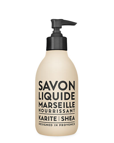 Liquid Marseille Soap Karité 10 oz