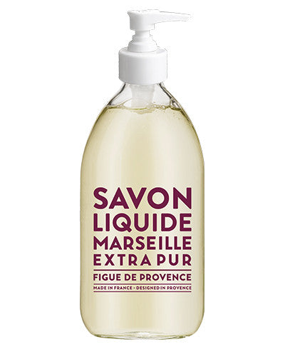 Liquid Marseille Soap 16.9 oz - Fig of Provence