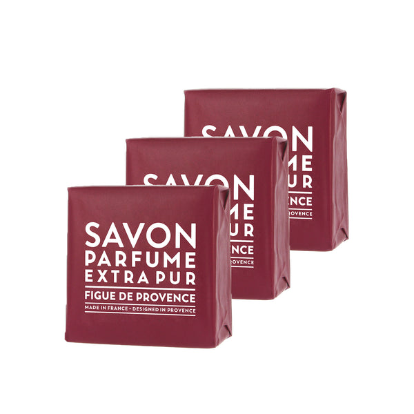 3 Bar Soap Set, 3.4 oz - Fig of Provence